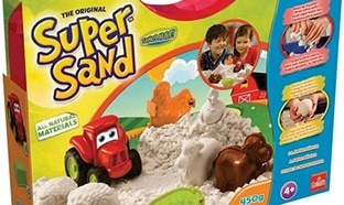 Promo jouet Leclerc : Valisette Super Sand Goliath à 9,95€