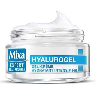 Test du gel-crème hydratant Hyalurogel de Mixa : 100 gratuits