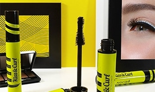 Test du mascara Kiss and Curl de Nocibé : 100 gratuits
