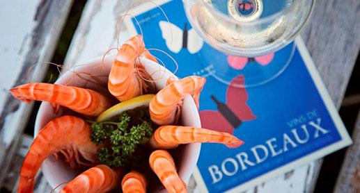 Testez gratuitement les vins blancs secs de Bordeaux avec TRND
