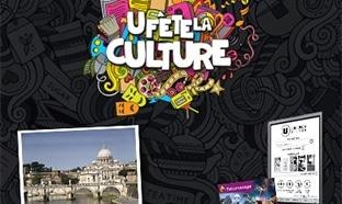 Jeu U Fête la culture : 34 lots + bon d'achat U Photo offert