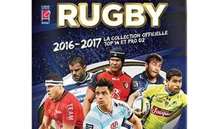 Album Panini Rugby 2016-17 gratuit