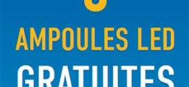 MesAmpoulesGratuites.fr : Pack d'ampoules LED gratuites