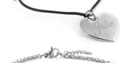Mustela : Un bijou de naissance gravé gratuit (hors fdp)