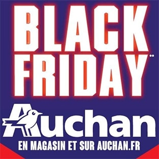 6c85b2d1b3ebe Auchan Black Friday 2018   Le catalogue et ses réductions