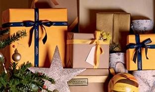 Un cadeau L'Occitane gratuit à retirer en boutique
