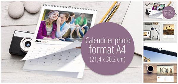 Photoservice vous offre votre calendrier personnalisable pour Noël 2016