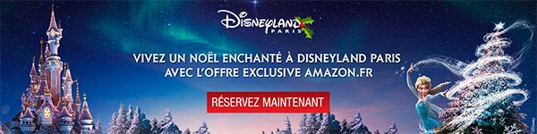 Billets Disneyland Paris à petits prix : Entrées Black Friday Amazon