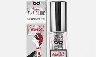 Échantillon de parfum intime Lady Scarlet de Madame Marie-Line
