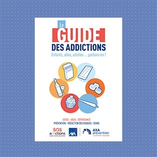 Le Guide des Addictions gratuit : Offert sur simple demande