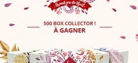 Jeu Yves Rocher : 500 coffrets beauté collector à gagner