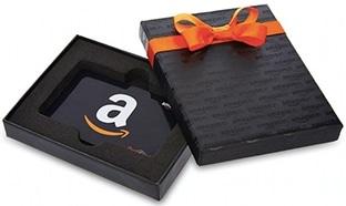 Jeu Amazon : 75 bons d'achat de 100€ à 300€ à gagner