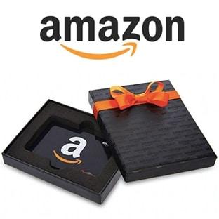 Jeu Amazon : 100 bons d'achat de 100€ à 500€ à gagner