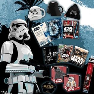 Jeu Leclerc : 200 cadeaux Star Wars à remporter