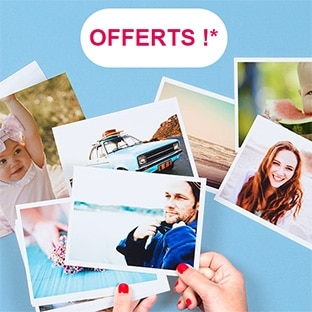 Code Photobox : 100 tirages photo gratuits (hors fdp)