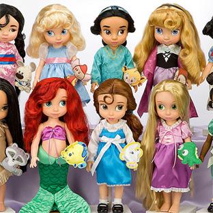 Poupées Disney Animator moins chères : 25% de réduction