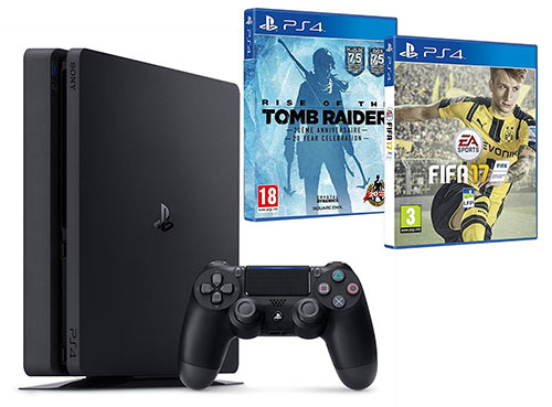 Pack PS4 Black Friday