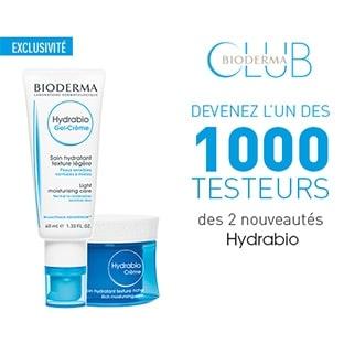 Test Bioderma : 1000 soins Hydrabio gratuits