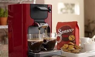 Test Philips : 25 machines à café Senseo Quadrante gratuites
