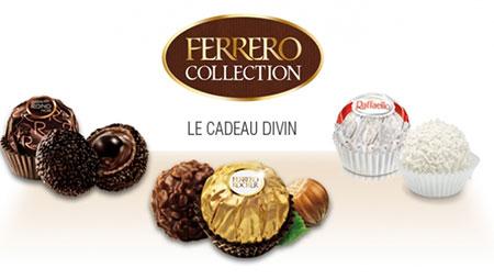 Promos Carrefour Market : coffrets de chocolats Ferrero