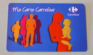 5€ offerts sur votre carte Carrefour pour toute inscription
