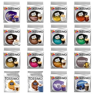 Code Reduction Tassimo