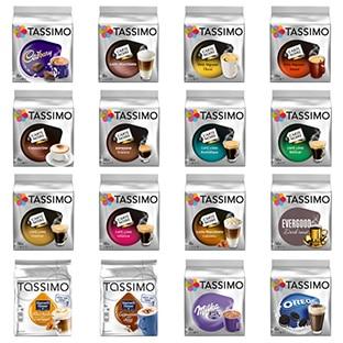 capsules tassimo shop 20 de r duction 30 code promo. Black Bedroom Furniture Sets. Home Design Ideas