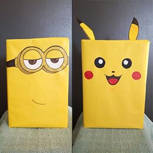 Astuce emballages cadeaux tr s originaux et pas chers - Emballage cadeau de noel original ...