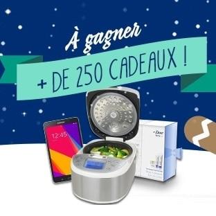 Ma vie en couleurs : Jeu de Noël avec + de 250 cadeaux !