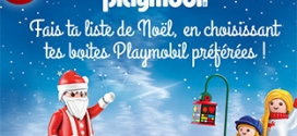 Jeu TFOU : 50 listes de Noël Playmobil à gagner