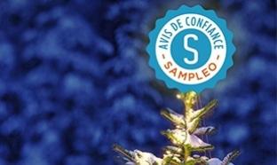Sampleo organise actuellement 12 tests de produits gratuits !