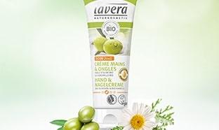 Test Lavera : 100 Crèmes Mains et Ongles 2en1 gratuites