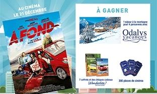 Jeu Speedy Racing : 307 lots et 65'000 chèques cadeaux Wonderbox