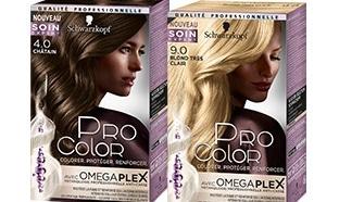 Test de la coloration Color Pro de Schwarzkopf : 6000 gratuites