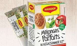 Test Mélanges Parfaits Maggi : 2000 boîtes et échantillons