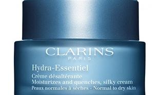 Test Clarins : 100 crèmes Désaltérantes Hydra-Essentiel gratuites