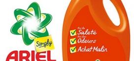 Lessive liquide Ariel pas chère : Promo Leclerc et réductions