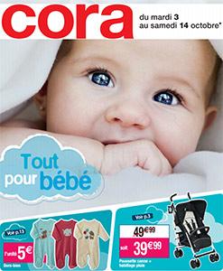 Catalogue Puériculture Cora