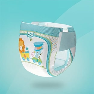 Intermarché : Promo couches Pampers = Maxi pack -80%