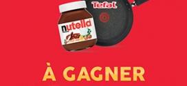 Nutella : 100% remboursé + 10'000 pièces d'Or à gagner