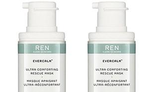 Jeu Stylist : 100 masques Evercalm Ren Clean Skincare à gagner
