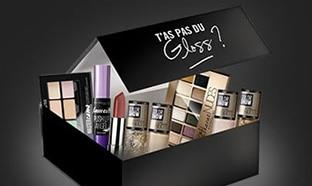 Jeu Maybelline : 20 Box beauté de 8 cosmétiques à gagner