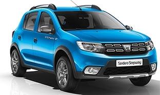 Jeu Dacia : Une voiture Dacia Sandero Stepway à gagner