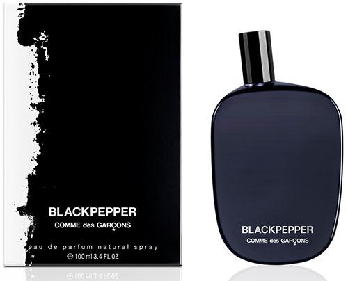 Recevez un échantillon du parfum Comme des garçons Blackpepper