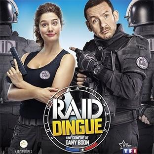 Jeu Tchip Coiffure : 200 places de ciné «Raid Dingue» à gagner