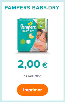 Intermarch couches pampers pas ch res 7 12 le pack - Reduction couches pampers a imprimer ...
