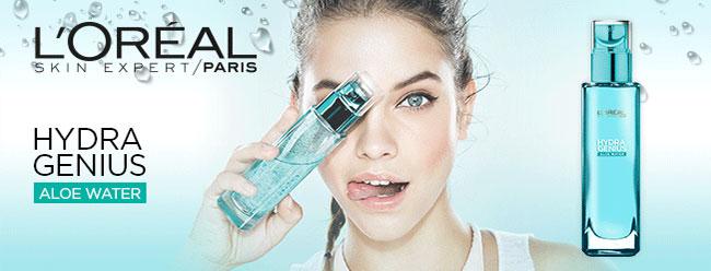 testez gratuitement Hydra Genius de L'Oréal