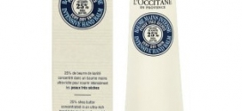 Test du Baume Mains Intense Karité de L'Occitane : 100 gratuits