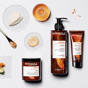 Test L'Oréal Botanicals : 1000 lots de shampoings + soin gratuits