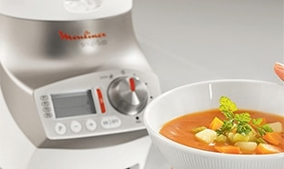Test Moulinex : 50 Blenders Soup & Co gratuits